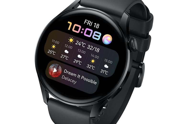 Vivacom предлага новото поколение смарт часовници Huawei Watch 3 и Watch 3