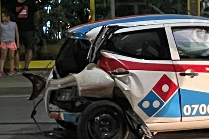 Двама пострадали и 3 размазани коли на бул. Черни връх
