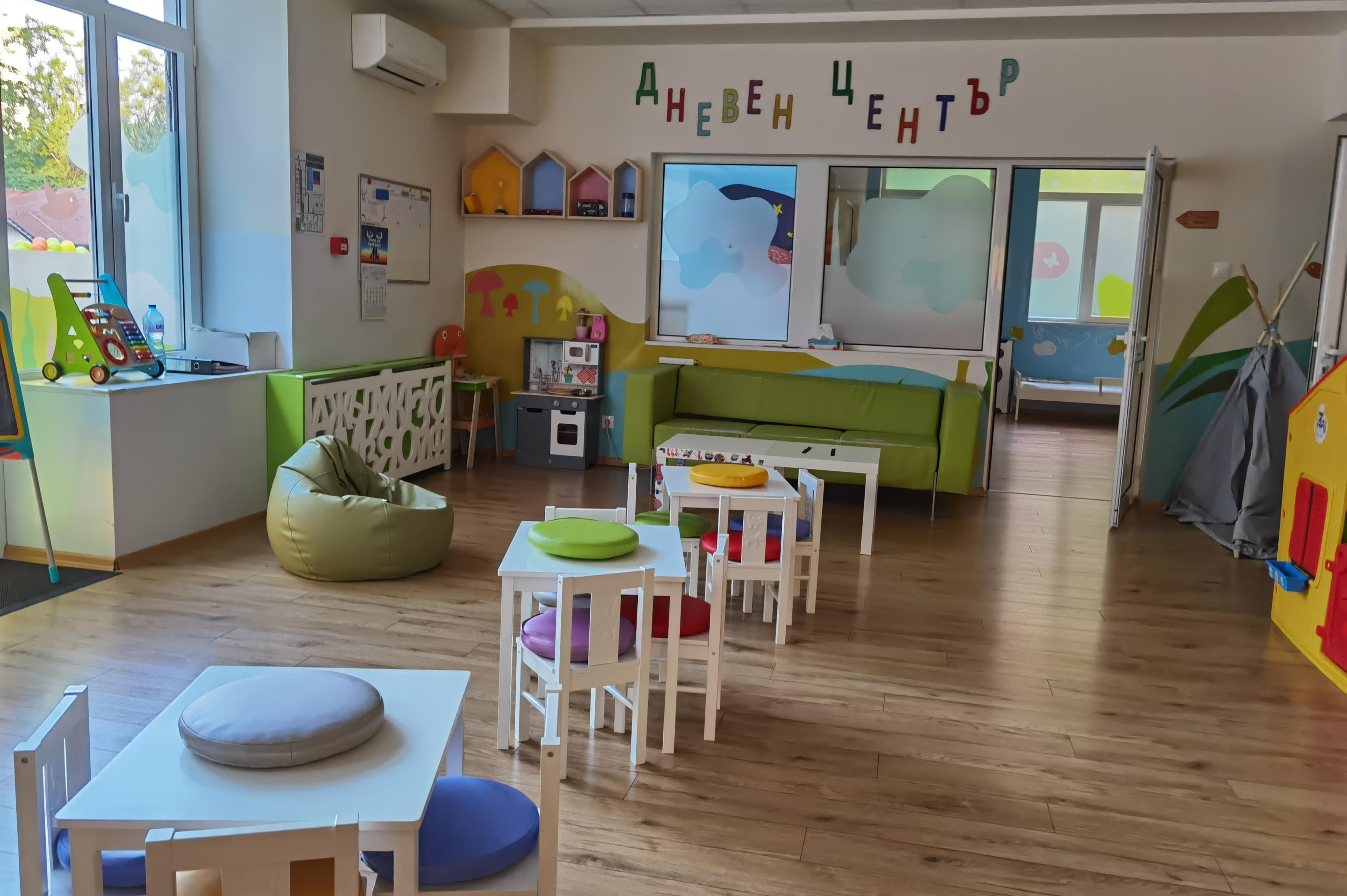 В София отвори врати нов Комплекс за ранно детско развитие