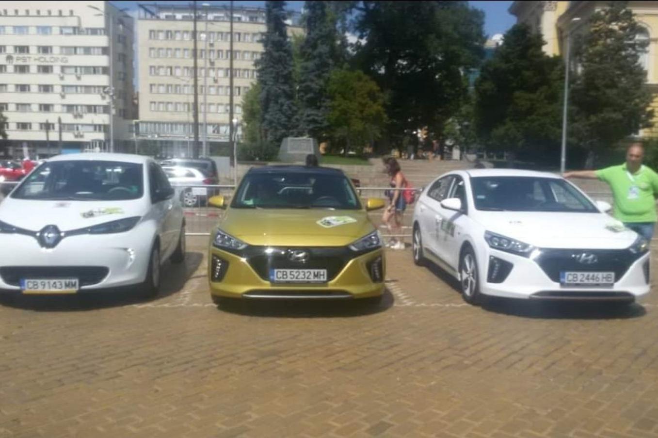 """В Еко-Е рали """"България"""" ще участват и четири екипа от Столичен инспекторат"""