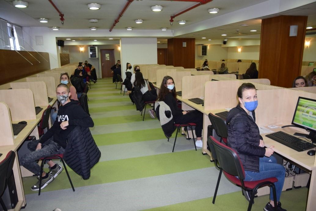 УНСС в София е в топ 3 на най-желаните университети в България