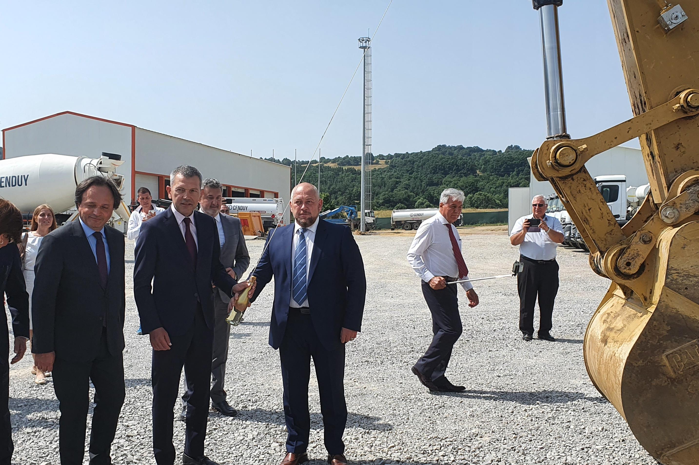 Изграждат най-дългия жп тунел на Балканите по трасето Елин Пелин - Костенец