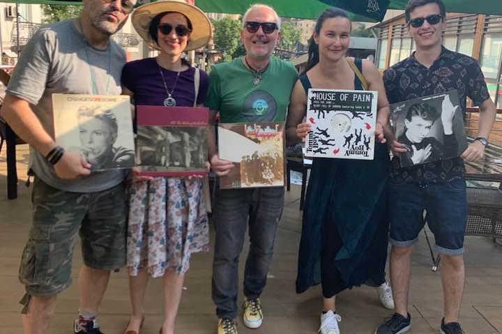 Свободен вход за Sofia vinyl fest на Женския пазар