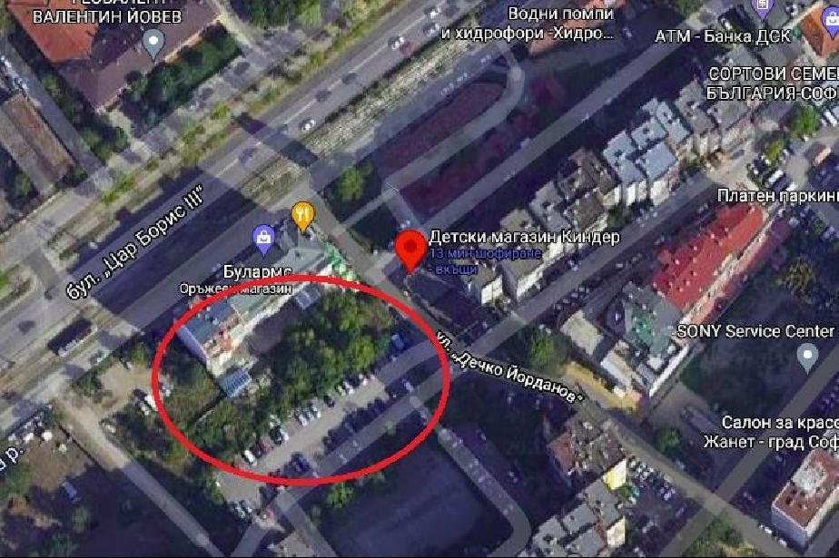 Напрежение в СОС: Отложиха доклад за строеж на жилищна сграда в Красно село