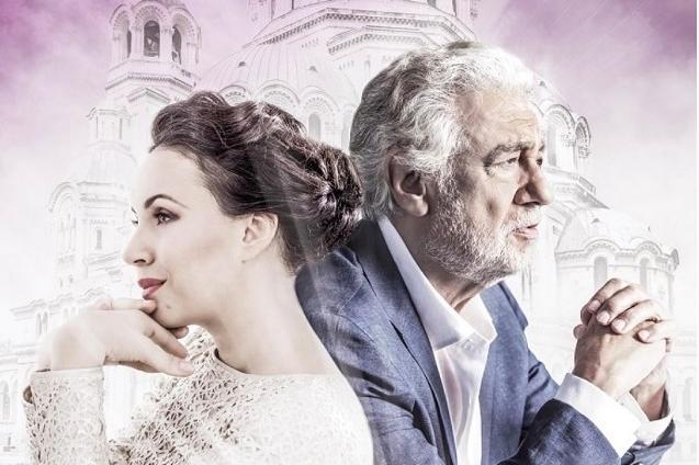 По целия свят ще се гледа концерта на Соня Йончева и Пласидо Доминго в Софи
