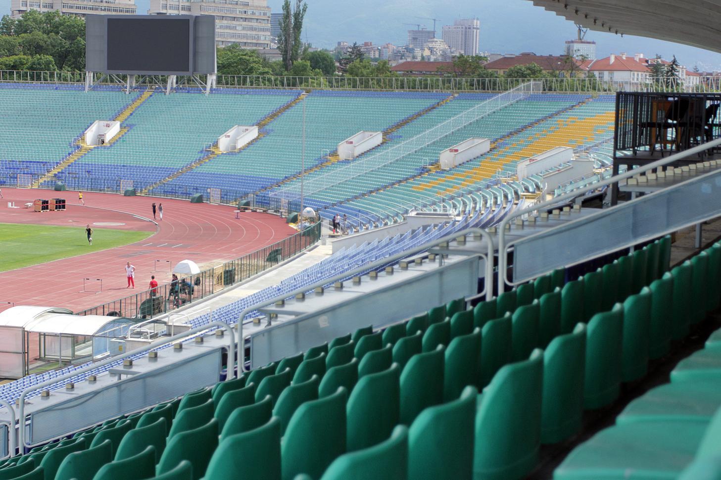 Променят движението около Националния стадион заради мача на ЦСКА- София с