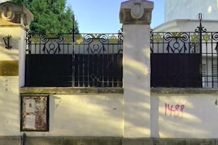Вандали издраскаха Софийската синагога с антисемитски знаци