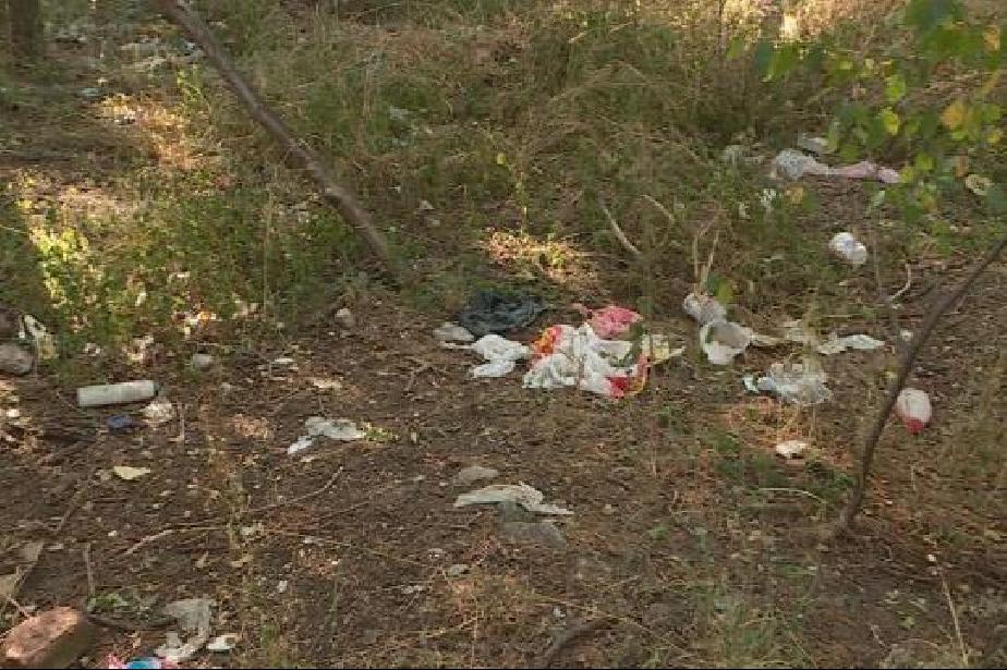 """Улица """"Житница"""" е превърната в сметище- кой ще реши проблема с боклука"""