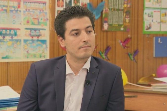 28-годишният Александър Лазаров е най-младият директор на училище в София