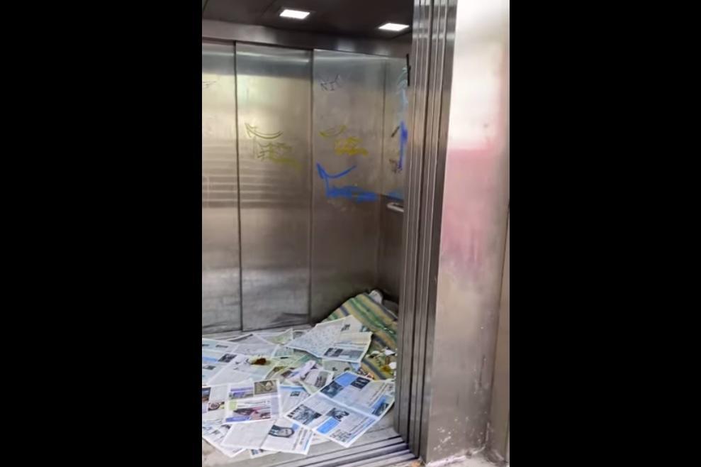 """Асансьор на столичния """"Вапцаров"""" попречи на майка да разходи детето си в Ло"""