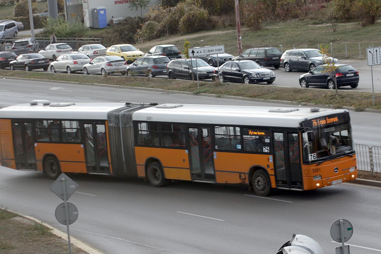 Заради маратона в София на 6 септември: Промени в градския транспорт, без к