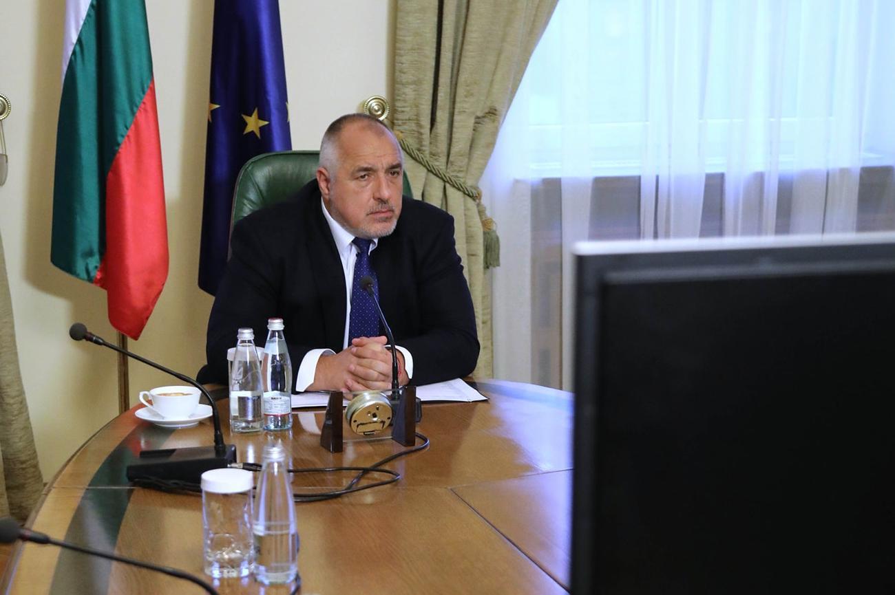 Бойко Борисов: Герджиков оставя общински съветници да си правят кариерата н