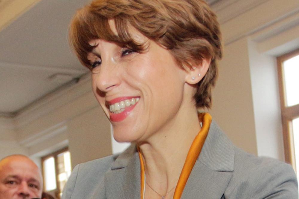 Малина Едрева ГЕРБ-СДС: Благодаря на Елен Герджиков за съвместната ни работ