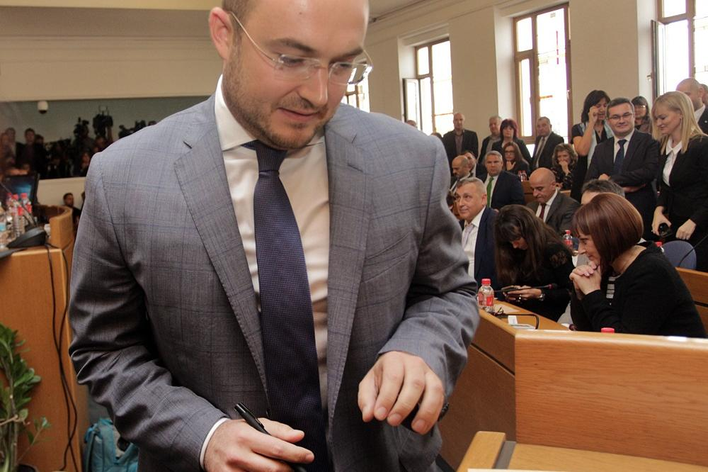 Новият председател на СОС Георги Георгиев: Основната ми цел е да възстанови