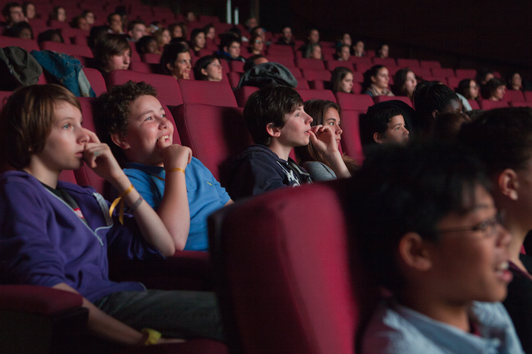 Киното влиза в класните стаи в София, Велико Търново и Ловеч