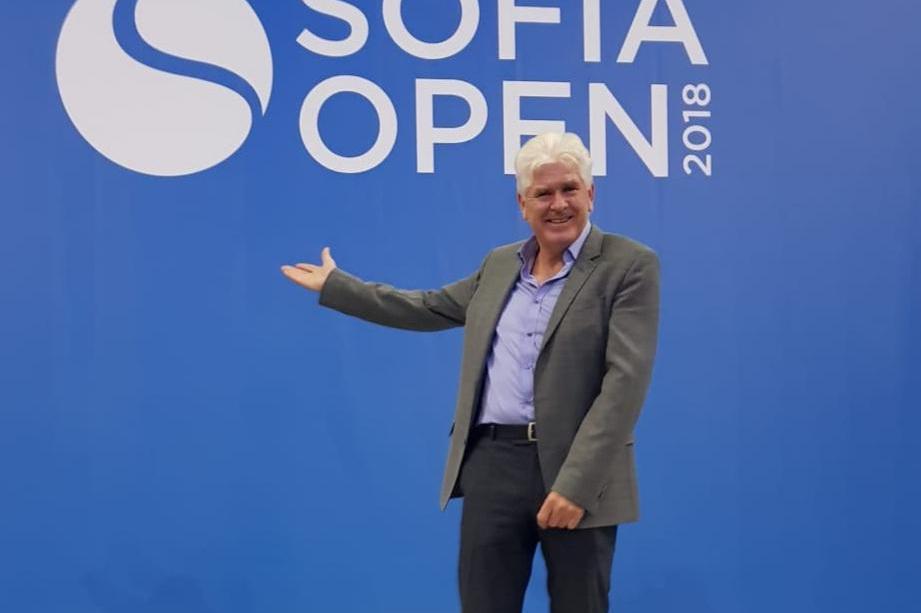 Пол Макнами: Sofia Open е трамплин за българските тенисисти и мотивация за