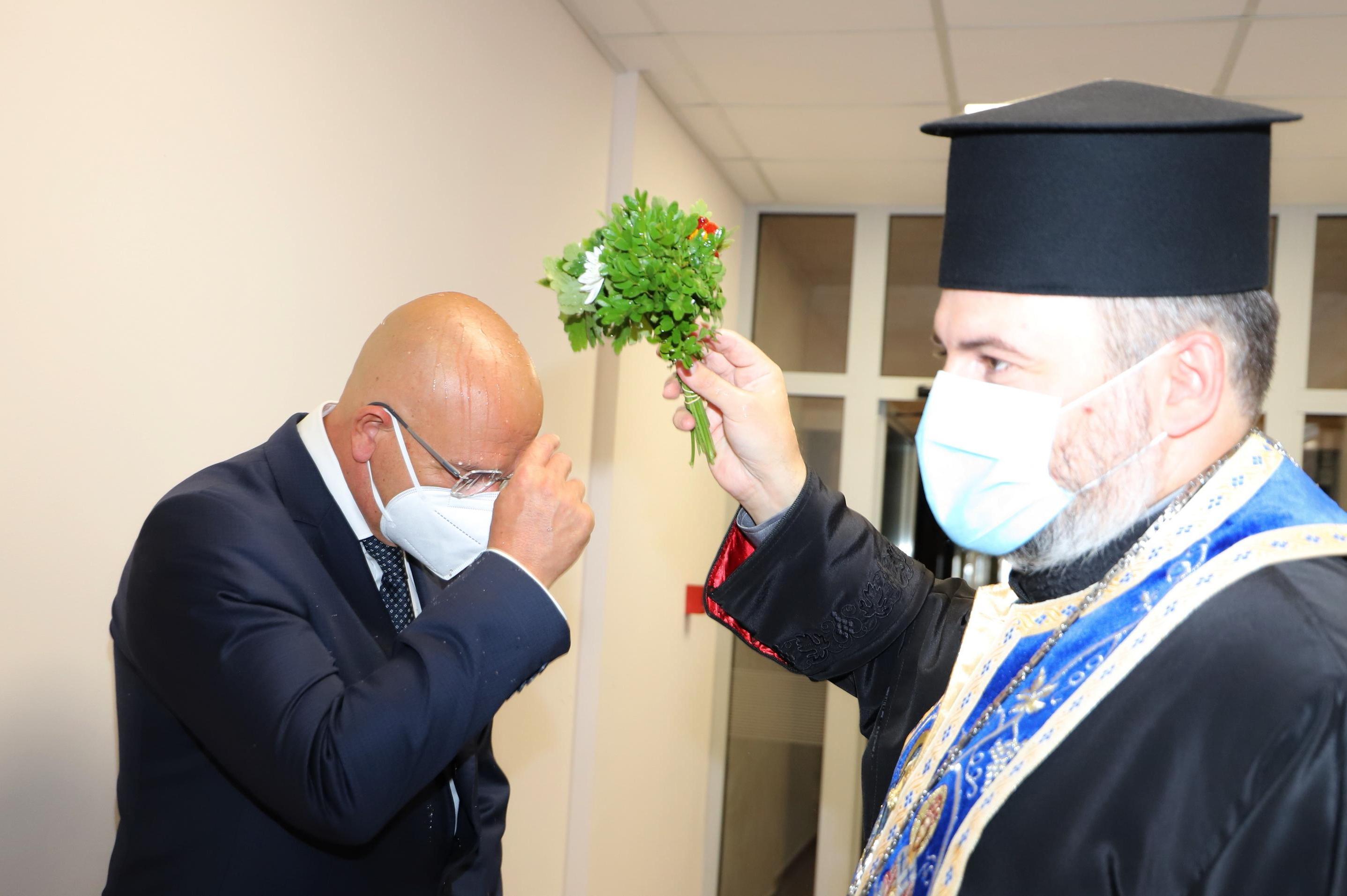 ВМА с топ отделение по интервенционална пулмология в България
