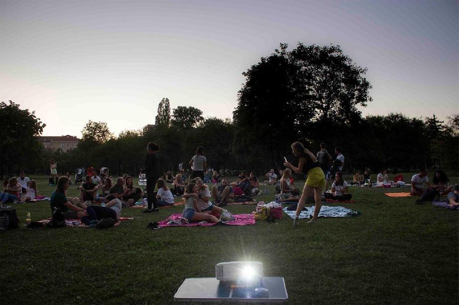 3 вечери безплатно лятно кино в столичния Студентски град