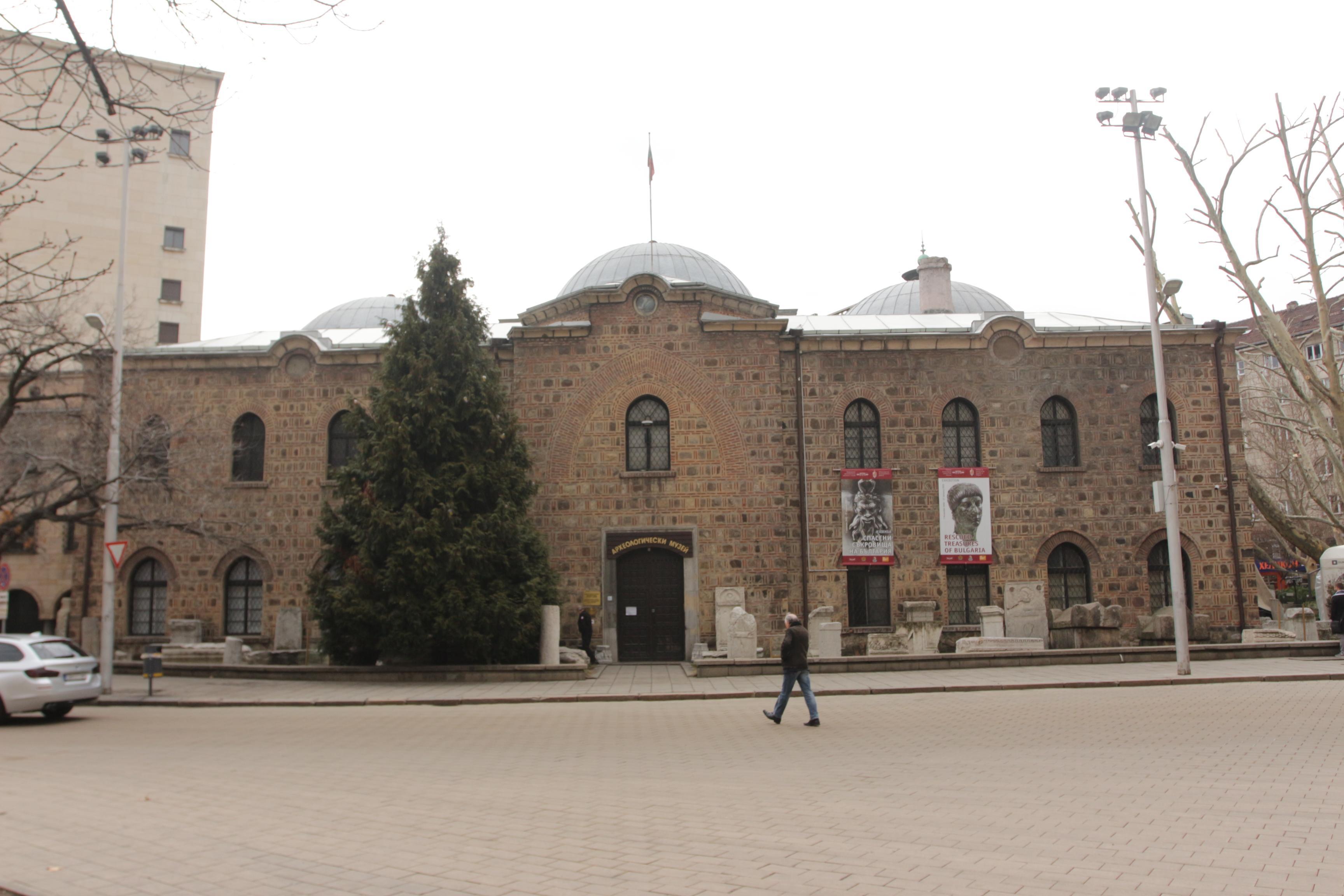 Отложиха изложба в Националния археологически институт