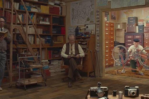 Френският бюлетин на Уес Андерсън в кината през ноември