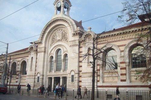 """Кауфланд представи обновен проект за сградата на """"Централни хали"""" в София"""