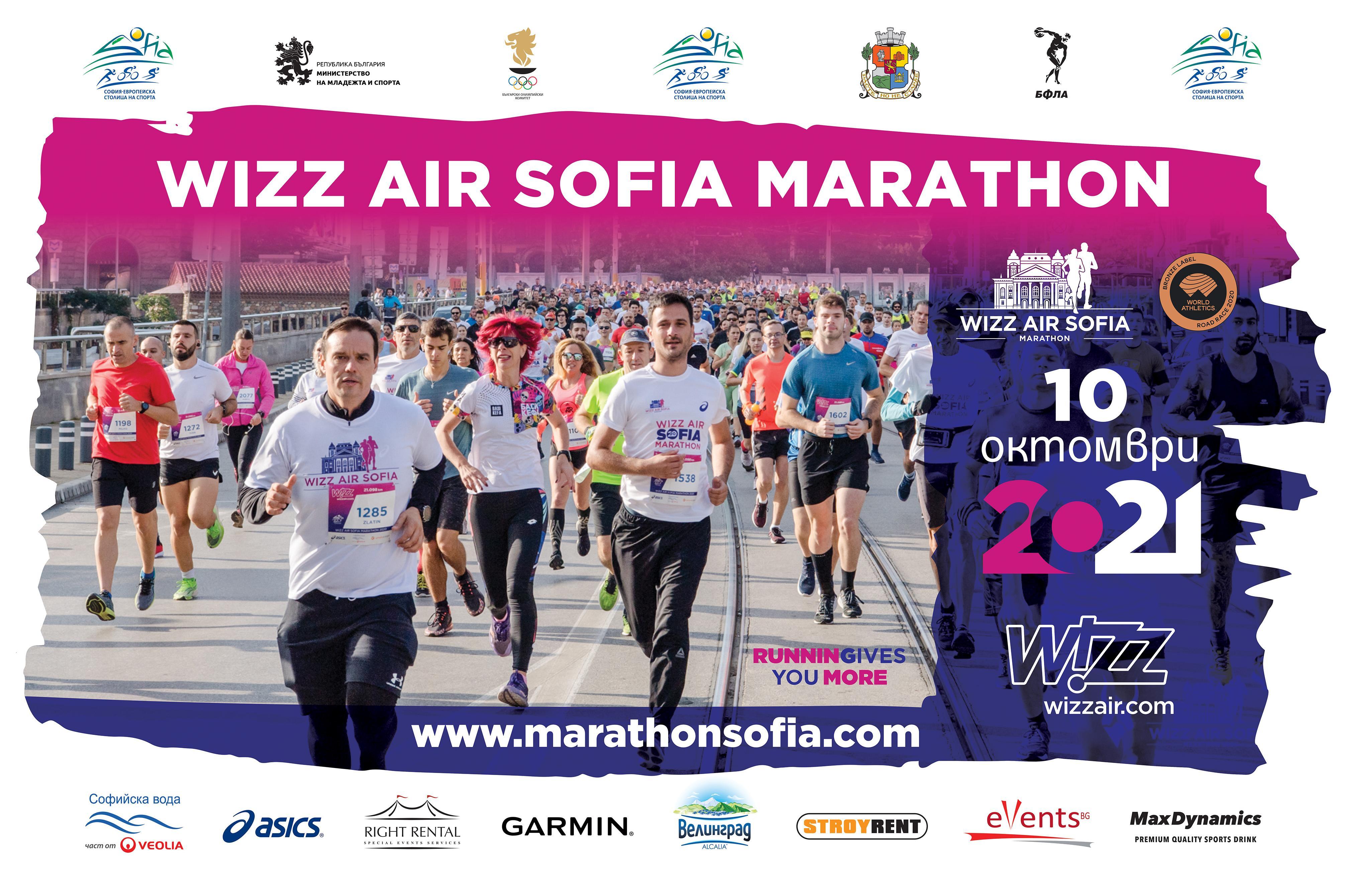 Wizzair maraton