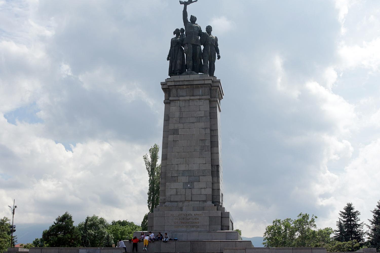 Мартин Заимов:  Паметникът на Съветската армия да се премести