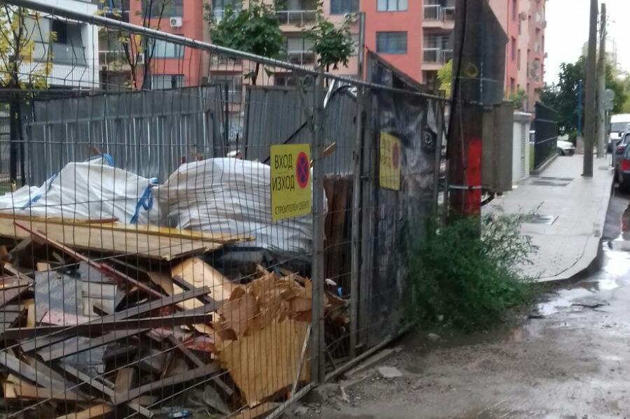 Проверки за замърсяване от строителство установиха три нарушения