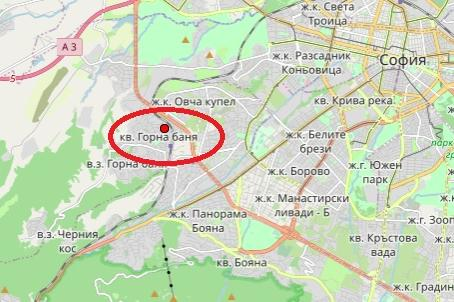 Земетресение от 2,9 разлюля София