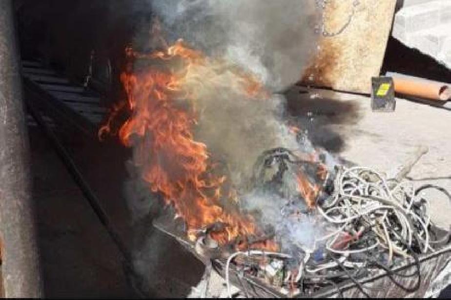 Проверяват строителни обекти и сервизи в София за горене на отпадъци