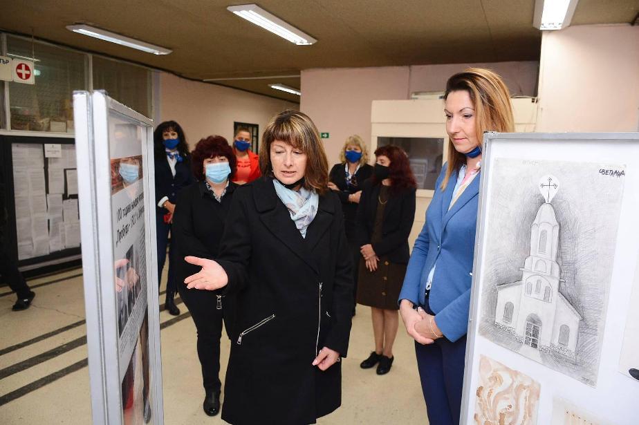 Читалището в Доброславци празнува 100 години